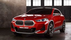 BMW X2 concept : un X1 plus sportif et plein de surprises en vidéo