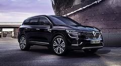 Renault Koleos Initiale Paris : SUV en cuir pleine fleur