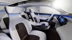 Voici le premier SUV 100 % électrique de Mercedes