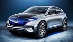 Mercedes Generation EQ Concept : le Model X dans le viseur