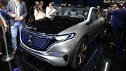 Mercedes EQ : le premier SUV électrique de Mercedes