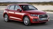 Plus affûté, le nouveau Q5 d'Audi