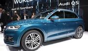 Audi Q5 2017 : toutes les infos officielles du nouveau SUV premium