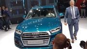 L'Audi Q5 se renouvelle !