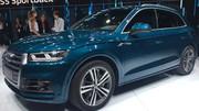 Audi Q5: Taille patron