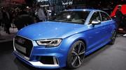 Audi RS3 berline : premières photos officielles