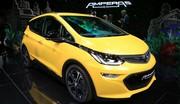 Opel Ampera-e : elle électrise le Mondial