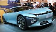 Une descendante de la Citroën CX au Mondial : l'étude CXperience