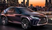 Voici la nouvelle petite Lexus !
