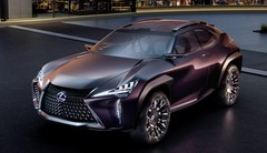 Le concept Lexus UX cesse les cachotteries
