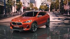 BMW frappe les esprits avec son Concept X2