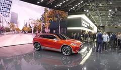 BMW présente le X2 Concept