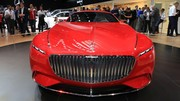 Vision Mercedes Maybach : la plus délirante !