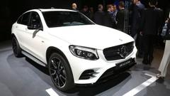 Mercedes GLC Coupé 43 AMG : 367 ch, 70 000 €