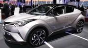 Toyota C-HR : dernier salon avant commercialisation