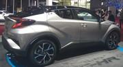 Toyota C-HR: stylée