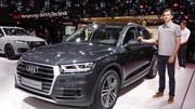 Audi Q5 2017 : L'argus déjà à bord !