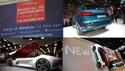 Salon Mondial Automobile Paris 2016 : La visite en images