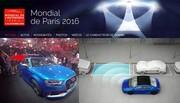 Mondial de l'Auto Paris 2016