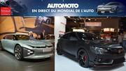 Le Mondial de l'Auto 2016