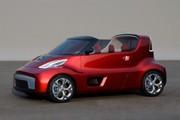 Les quatre concept-cars de Nissan à Tokyo