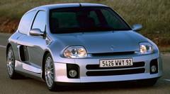 Marche arrière: La Renault Clio II V6 ph1.