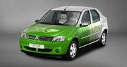 Dacia Logan eco2 concept : double dose de sagesse