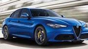 Alfa Romeo Giulia Veloce : Q4 et nouveaux moteurs