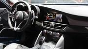 Alfa Romeo Giulia Veloce: rapide - En direct du Mondial de l'auto 2016