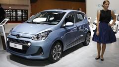 Hyundai i10 restylée : un regard neuf