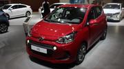 Hyundai i10 restylée : timide