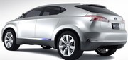 Concept Lexus LF-Xh : nouvel hybride