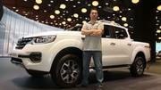 Renault Alaskan : le pick-up Renault présent au Mondial de l'auto 2016