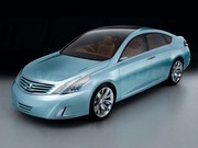 Nissan Intima : c'est à l'intérieur que ça se passe !