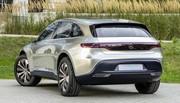 Mercedes Generation EQ : l'électrique au prix du thermique