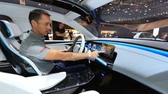 Mercedes EQ : à bord du premier SUV électrique de Mercedes