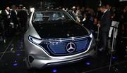 Concept Mercedes Génération EQ : tout électrique !