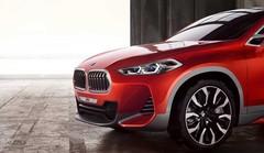 BMW X2, le crossover compact est en approche !