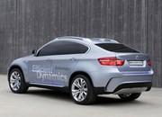 Le BMW Concept X6 ActiveHybrid
