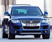 Volkswagen Touareg R50 : Bulldozer de luxe
