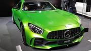 Mercedes-AMG GT R, encore plus radicale