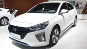 Hyundai Ioniq: une famille