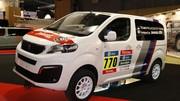 Dangel : des transporteurs tout-terrain au Mondial de l'auto 2016