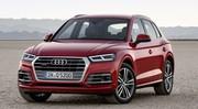 Audi Q5 MY2017