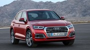 Audi Q5 2017 : grosse refonte