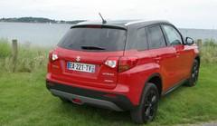 Essai Suzuki Vitara S 1.4 Boosterjet AllGrip : Surprenantes évolutions