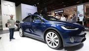 Tesla Model X : la Tesla familiale débarque au Mondial 2016