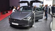 Tesla modernise le SUV avec son Model X