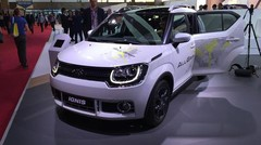 Avec son nouveau Ignis, Suzuki revisite le SUV citadin