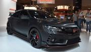 Honda frappe fort avec la Civic Type R